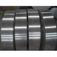 Best Mill Finish Anodized Thin Aluminum Strips Non Ferrous Alloy 1050 / 1060 / 1070 wholesale