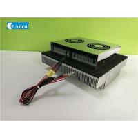 Best Air To Air Thermoelectric Conditioner 48V DC / Thermoelectric Air Cooler wholesale
