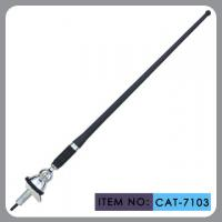 Quality Retractable Vehicle Radio Antenna With Ordinary Radio Plug Coaxial Cable 3C-2V wholesale