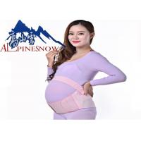 Best High Elastic Pregnancy Back Support Elastic Fabric Maternity Waist Support Belt wholesale