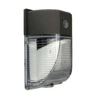 China Lightide Outdoor Mini Led Wall Wall Pack Lights 18 Watts, 100-277vac, Equivalent 50W MH for sale