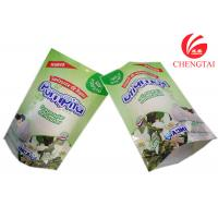 Buy cheap PET / NY / PE Self Standing Doypack Pouch for Detergent Packaging from wholesalers