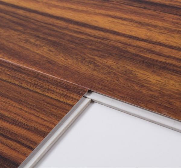 Hanshan waterproof 5.5mm - 8mm Vinyl plastic indoor WPC flooring