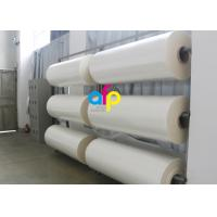 Best 22 Mic Gloss Laminating Film For Brochures / Magazines BV Approval wholesale