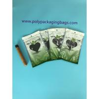 Best Cigarettes Cigar Humidor Bag Plastic Cigar packaging Bags With Window wholesale