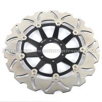 Best CBR1100XX CB 1300 Motorcycle Brake Disc Rotor For Honda Spare Parts 310mm wholesale