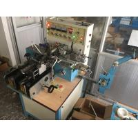 China High Performance Label Cutting And Folding Machine Multifunction End Fold 0-200/Min on sale