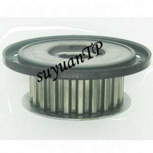 Best TOPASIA Cogwheel Crankshaft Automotive Idler Pulleys For Volvo 0805.E5 31251356/ 96 565 845 80 wholesale