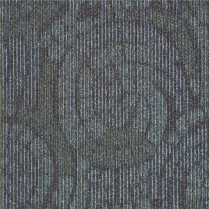 Best 3 - 4 Mm Pile Height Industrial Office Carpet Tiles / Modern Commercial Carpet wholesale