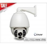 Buy cheap 1.3Megapixels IP HD IR High Speed Dome Camera from wholesalers