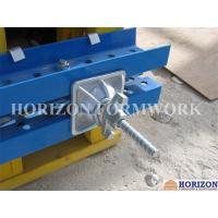 Best Natrual Colour Shuttering Tie Rod Slope Plate Fastening Inclined Formwork wholesale