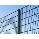 China High Strength Galvanized Welded Metal Double Wire Fence/ Welded wire Mesh for sale