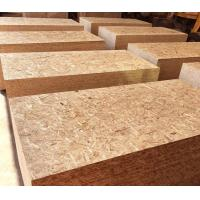 Best Natural Wood Color Oriented Strand Board 9 - 20mm Thickness With Polished Surface wholesale