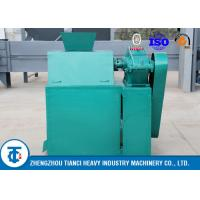Buy cheap Double Roller Granulation Equipments With Carbon Steel For Limestone from wholesalers
