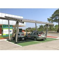 Buy cheap Corrosion Resistance Solar Power Charging Station With PV Solar Carport System from wholesalers