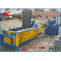 Best Manual Valve Control Hydraulic Scrap Baling Press 160 Ton Press force wholesale
