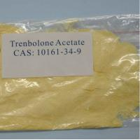 Buy cheap Muscle Growth Steroids yellow Powders Trenbolone Acetate for Bodybuilder Muscle from wholesalers