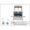 Best PLC Control 10 Heads Gravity Bottle Filling Machine For 1 - 5L Bleach Cleaner wholesale
