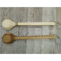Best Traditional style wooden Sauna Ladle. Practical and durable. Handcrafted with a fine finish. wholesale