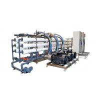 Buy cheap Simple Structure Brackish Water Plants , Brackish Water Treatment Systems from wholesalers