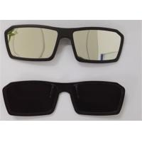 Quality Clip On ISO Safe Solar Eclipse Glasses Sun Viewer And Filters Density 5 wholesale