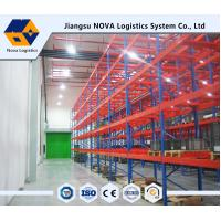 Best High Standard Heavy Duty Pallet Racking , Adjustable Layer Height customer size and color/material wholesale