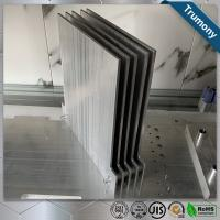 Best High Frequency Aluminum Radiator Brazing , Car Radiator Cooling System wholesale
