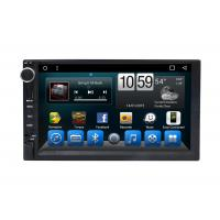 Buy cheap Automotivo Universal Double Din Car Dvd Player , Central GPS DVD 7 Inch Touch from wholesalers