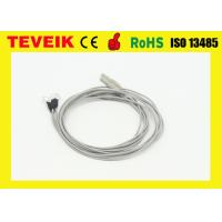 Best Factory price for EEG cable DIN1.5 socke with Silver plated copper, medical eeg cable wholesale
