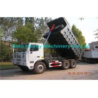 Best Sinotruk HOWO 6x4 Heavy Duty Dump Truck with Manual Transmission for sale wholesale