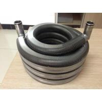 Buy cheap Laser Welded Finned Tube Coil for Oil Cooler / Solar System / Water Heating from wholesalers