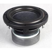 2 Ohm Dual Voice Coil Subwoofer , Paper Cone 8 Inch Subwoofer Speaker