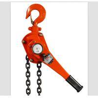 Quality Construction Material Lifting Equipment Steel Lever Hoist Dustproof wholesale
