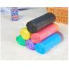 Drawstring Waterproof Strong Trash Bags Logo Printing LDPE Material for sale
