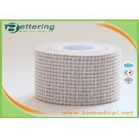 China 2.5cm Check Pattern H-Eab Synthetic Elastic Adhesive Bandage EAB finger wrapping tape thumb tape bandage for sale