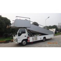 Best Aviation Aircraft Stairs With Passengers And Cargo 15 Meter Turning Radius wholesale