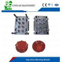 Best PE PP Cap High Precision Injection Molding Reliable With CE SGS certification wholesale