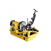 Best 1/2 Inch To 3 Inch Electric Pipe Threading Machine With Self Priming Constant Flow Pump wholesale