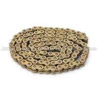 Buy cheap High Performance Off Road Motorcycle Chain Kits With Heat Treatment Process from wholesalers