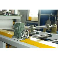 Best PP PE PVC ABS PVDF Thick Plate Extrusion Line wholesale