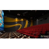 Best IMAX 3D Sound Vibration Theater With 2K Projector  For Commercial Use wholesale