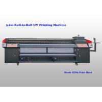 Buy cheap 3200 Mm Wide Roll To Roll Uv Printing Machine For Advertisement And Decoration from wholesalers