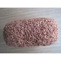 Best Compressed PVA Eco Friendly Sponges for Bathe / Body Spa Strong Water Absorbing wholesale