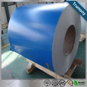 Best Film Laminating Aluminum Composite Panel , Aluminum Foil Coil Building Package wholesale
