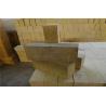 Quality Wear Resistance High Alumina Brick , refractory fire bricks For Hot Blast Furnace wholesale