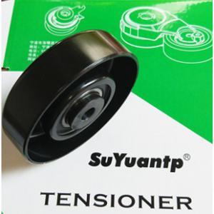 Best 17530-77E00 532 0585 10 Adjustable Belt Tensioner , OEM Belt Drive Idler Pulley wholesale