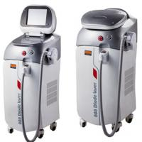 Best Pain Free Soprano / Alexandrite Laser Hair Removal Machine 808nm diode Laser wholesale