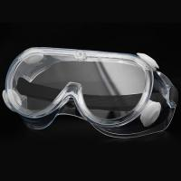 Best Anti Fog  Medical Safety Goggles , Medical Eye Protection Glasses Full Enclosed wholesale