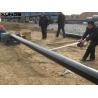 Best High Tack Pipe Pipeline Anti Corrosion Tape Meet AWWA C 214 EN 12068 Standard wholesale
