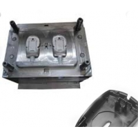 Best Plastic molding manufacturing for office supplies plastic parts computer mouse injection tooling making wholesale
